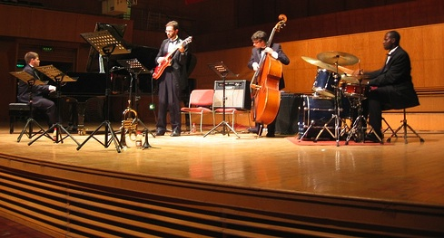 Nanjing-Jazz-Quartet