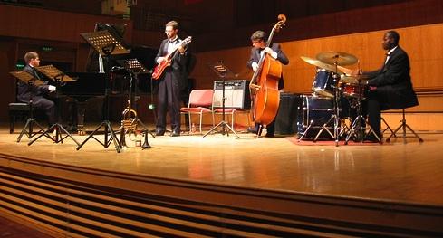 Nanjing-Jazz-Quartet
