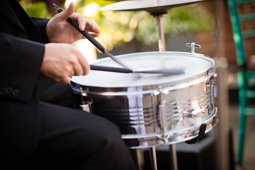Close-up-of-Snare-Drum